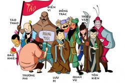 Tổng hợp những mẩu truyện cười Tam Quốc Diễn Nghĩa hay nhất