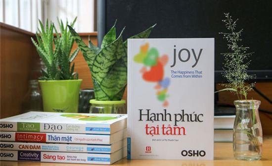 Review sách Hạnh phúc tại tâm - Liều thuốc chữa lành tinh thần